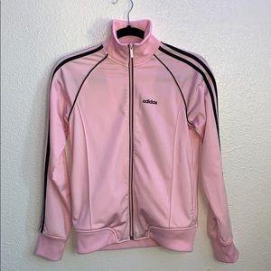 Women's Adidas Zip Up Turtleneck Jacket